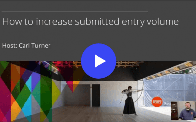 Watch: How to increase submitted entries