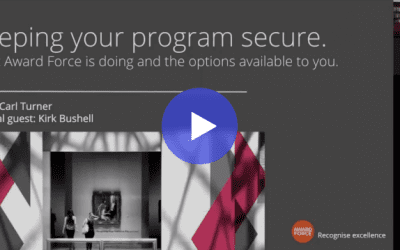 Watch: Keeping your program secure