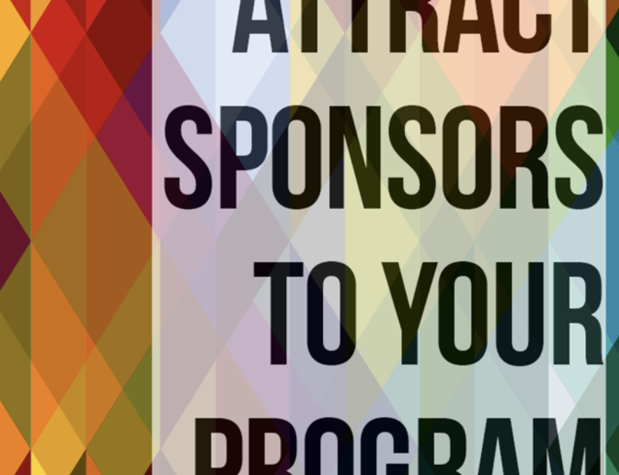 eBook offer: How to attract sponsors