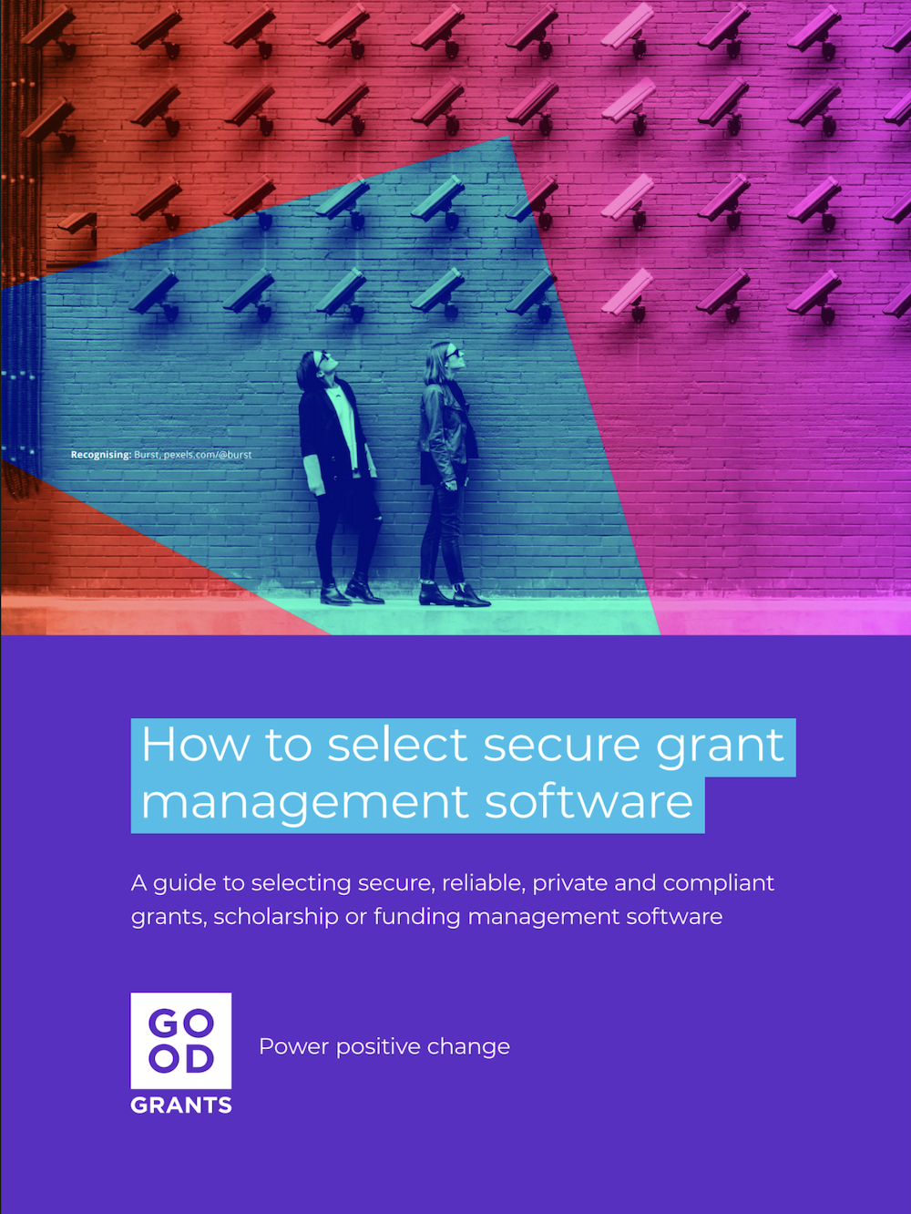 How to select a secure grants management software