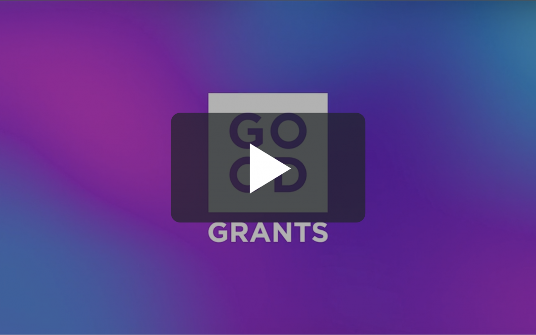 What is Good Grants?